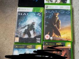 Mixed xbox 360 games