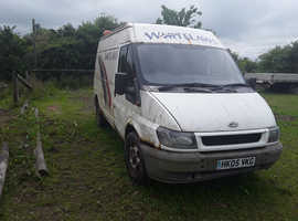 Ex bus company mobile workshop transit 90-350 mk6 mwb