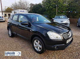 Nissan Qashqai Vasia DCi 1.5 Litre 5 Door Hatchback, Diesel / Manual, Lovely Condition, New MOT.