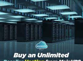Buy an Unlimited Reseller Hosting from Mainvps