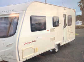 £5000 Avondale Argente 550/4 2007 sited www.logis-du-breuil.com/en/ in France All good Awning
