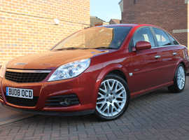 Vauxhall Vectra, 2008 (08) ***Only 37000 Miles*** Full Vauxhall Service History***