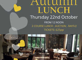 The Primrose Foundation's charity autumn lunch