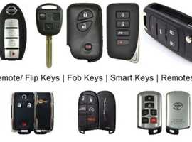 Dealer replacement remote key