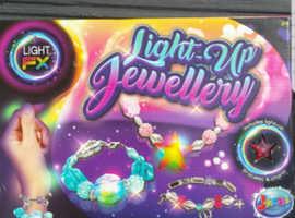 Light up jewellery