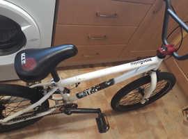 Mongoose stunt bike