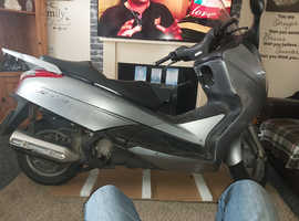 Honda fed 125 scooter
