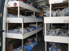 Mobile Consumables Supplier to the Garage Sector-Business for Sale