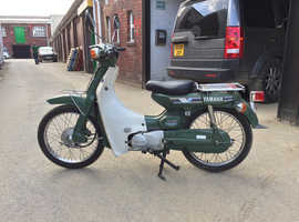 Yamaha v50,mint condition,fun little bike,ideal for camper or 16 year old, same as Honda cub