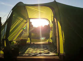 Boutique campsite in Somerset