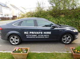 KC PRIVATE HIRE TAXI