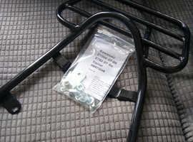Renntec Rack and grab rail Kawasaki Z1000 07/08/09
