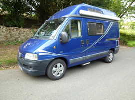 AUTOSLEEPER SUSSEX/SYMBOL £15,995