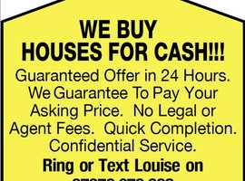 Sell Your Property Today : Easy – Fast – Hassle Free