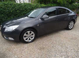 Vauxhall Insignia 2.0 CDTi SRi 2012 (62) 5dr