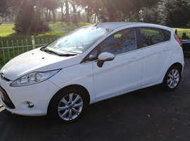 FIESTA TDCi 2010 REG, FULL MOT, NEW CLUTCH FITTED, NICE SPEC & ONLY £20 A YEAR TO TAX
