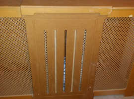 REDUCED FOR QUICK SALE 2 EXTENDABLE RADIATOR COVERS