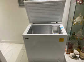 Chest freezer (brand new) - available immediately