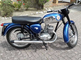 BSA Bantam D14-4 needs a new home.