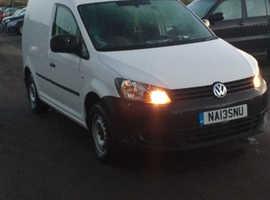 Volkswagen caddy van. Full mot no advisories!