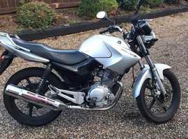Yamaha YBR125 CC