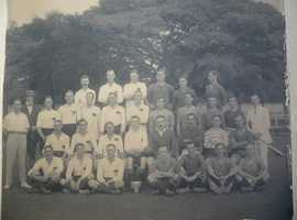 Clifford Cup Photo 1913 rugby UK military Sri Lanka