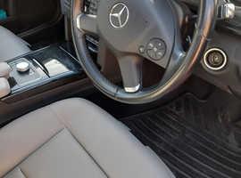 Mercedes E Class, 2009 (59) Silver Saloon, Automatic Diesel, 57,000 miles