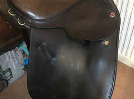 Eton saddle.