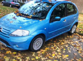 Citroen C3, 2006 (06) Blue Hatchback, Manual Diesel, 137,792 miles