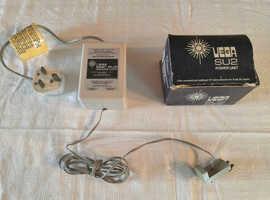 Boxed, Vega SU2 Power Unit / Supply, 9V DC, Electronics, CB, Ham Radio