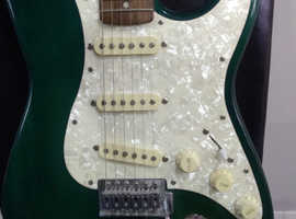 Westfield Strat electric guitar