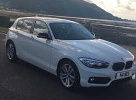 BMW 1 series, 2017 116d