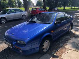 Nissan 100 NX, 1994 (L) Blue Sports, Manual Petrol, 82,304 miles
