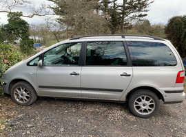 Ford Galaxy, 2001 (Y) Silver MPV, Manual Petrol, 133,362 miles