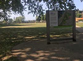Leyton Jubilee park circuit training