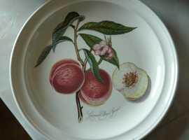 "PORTMEIRION ""Grimwoods Royal George"" 27cm plate"