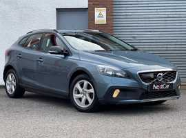 2013 Volvo V40 Cross Country 1.6 D2 SE Nav Edition £0 Road Tax, Up to 80 MPG and a Very Impressive Service History