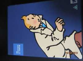 The Adventures Of Tintin - 75th Anniversary Box Set DVDs