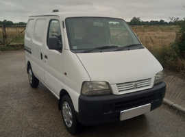 Suzuki Carry - Low miles - only 2 former keepers