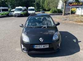 Renault Twingo, 2008 (57), Manual Petrol, 52,000 miles