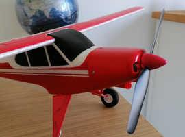 Electric remote control plane for sale