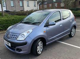 Nissan Pixo, 2011 (11) Grey Hatchback, Manual Petrol, 73,000 miles