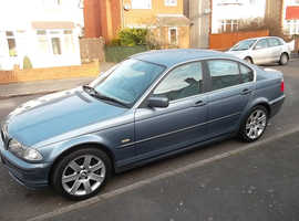 BMW 330i SE 2001 2 OWNERS FULL SERVICE HISTORY FEBRUARY 2021 MOT 136K