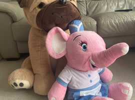 Cuddly Toys free to a good home