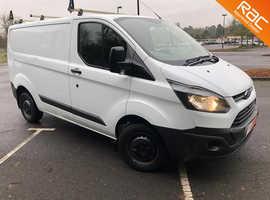 Ford transit custom 2.2 TDCI 290 ECO-TECH 2014