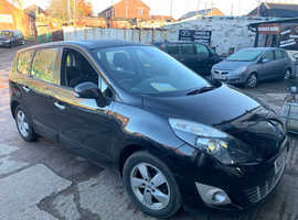 RENAULT GRAND SCENIC 1.5 DYNAMIQUE DCI TOM TOM SEVEN SEATER