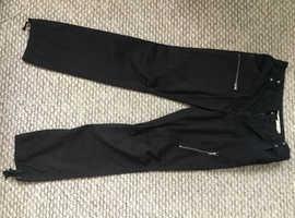 Women's girls DKNY cargo combat trousers