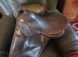 """15"""" shetland pony saddle"""