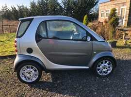 Smart Passion, 2002 (02), Semi auto Petrol, 63,000 miles