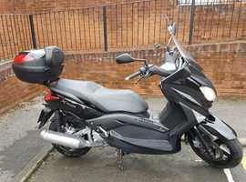 Yamaha XMax 250,  2012, 7300 miles.